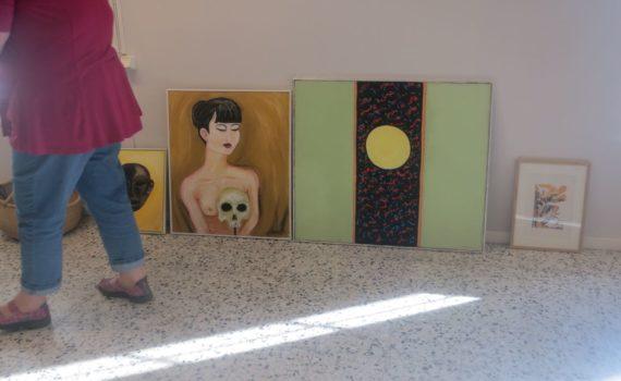 Verk på samlingsutsällningen 2016, Kulturglimtar