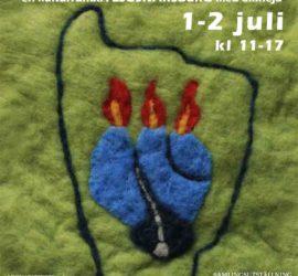 Kulturglimtar 2107, 1-2 juli